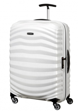 Samsonite Lite-Shock 69cm in Off White