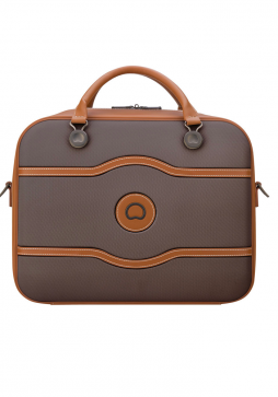 Delsey Chatelet Air Tote Bag in Chocolate