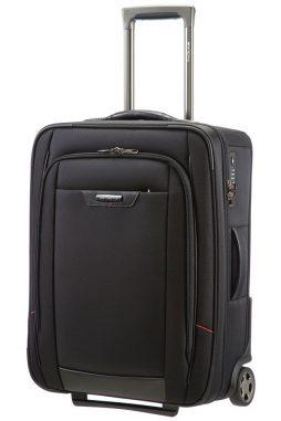 Samsonite Pro-DLX 4 55cm 2-Wheel Suitcase in Black