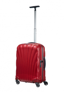 Samsonite Cosmolite 55cm Suitcase in Red
