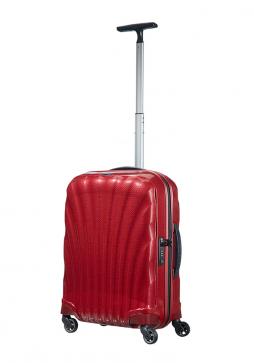 Samsonite Cosmolite 55cm Suitcase in Red