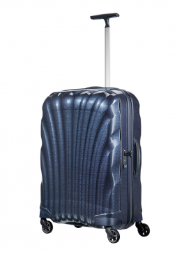 Samsonite Cosmolite midnight Blue 69cm Suitcase