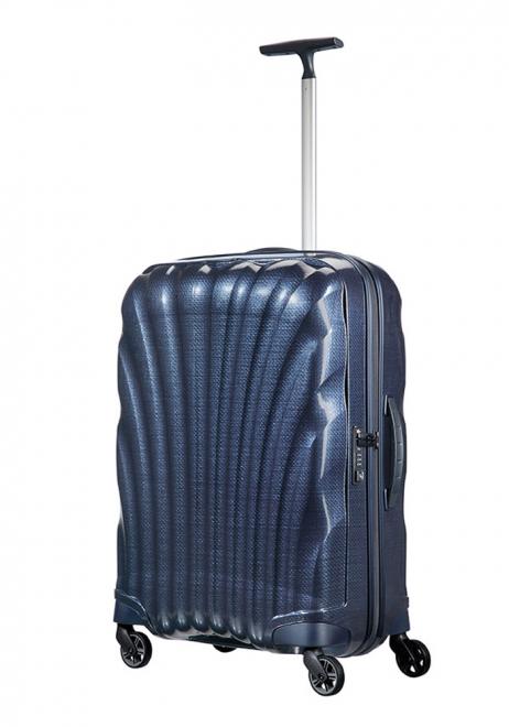 Samsonite Cosmolite midnight Blue 69cm Suitcase