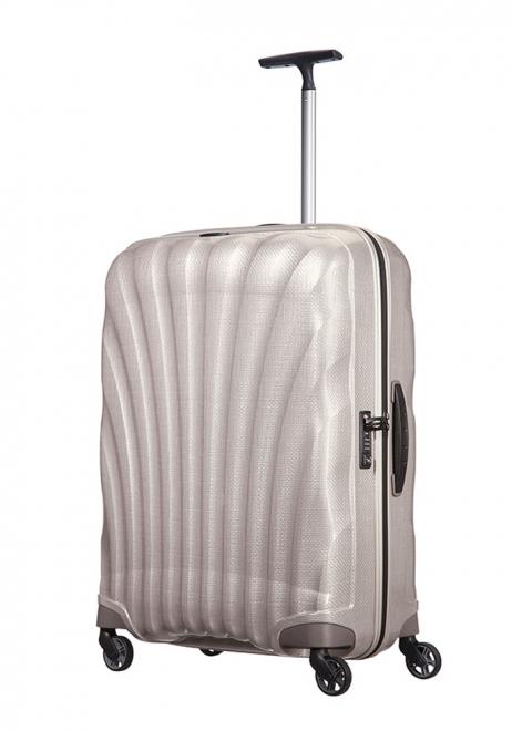 Samsonite Cosmolite 75cm Suitcase in Pearl