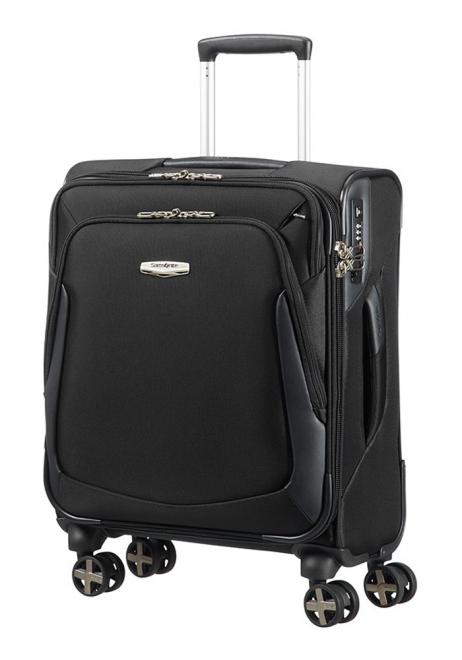Samsonite X'Blade 3.0 55cm Spinner Suitcase in Black