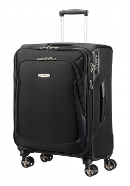 Samsonite X'Blade 63cm 4-Wheel Suitcase in Black