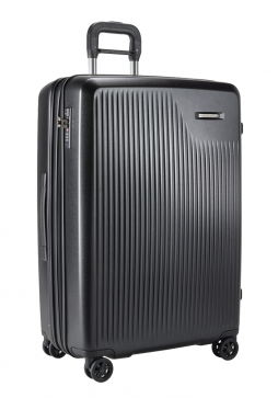 Briggs and Riley Sympatico Large Spinner Suitcase in Black