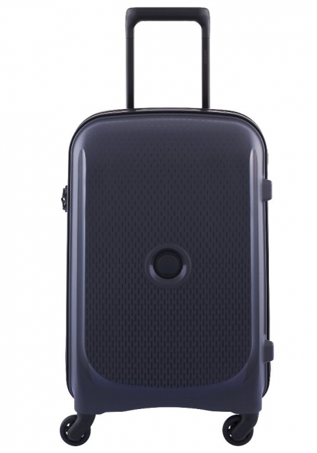 Delsey Belmont 55cm Spinner Suitcase in Anthracite
