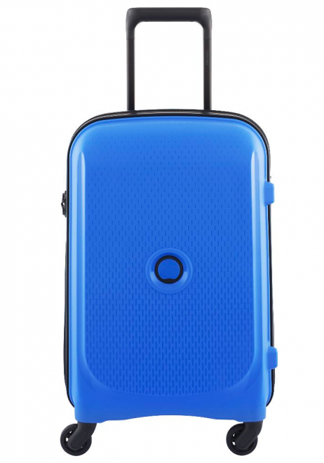 Delsey Belmont 55cm Spinner Suitcase in Blue