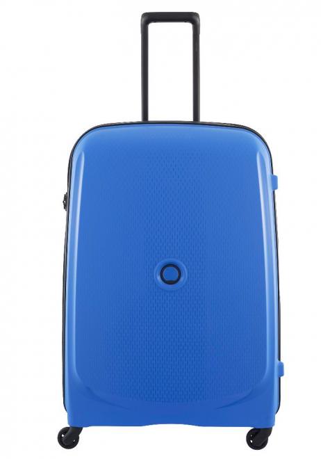 Delsey Belmont 76cm Spinner Suitcase in Blue