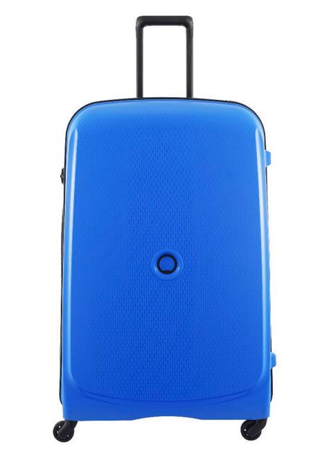 Delsey Belmont 82cm Spinner Suitcase in Blue