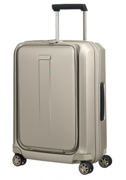 Samsonite Prodigy 55cm Spinner Suitcase in Ivory Gold