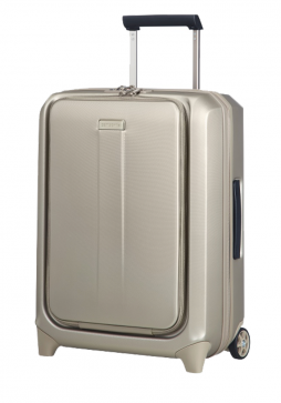 Samsonite Prodigy 55cm Upright in Ivory Gold