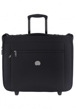 Delsey Montmartre Pro Wheeled Garment Bag in Black
