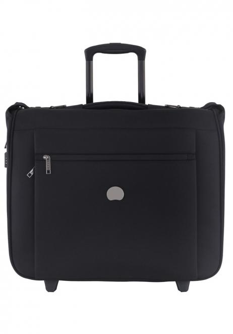 Delsey Montmartre Pro Wheeled Garment Bag in Black