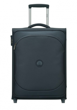 Delsey U-Lite Classic 2 55cm Upright Suitcase in Anthracite