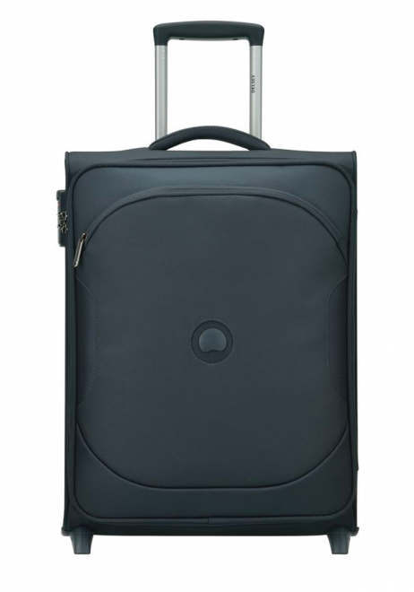 Delsey U-Lite Classic 2 55cm Upright Suitcase in Anthracite