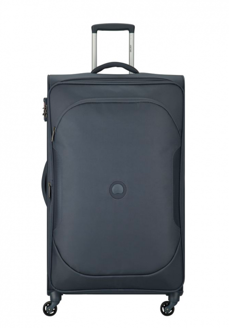 Delsey U-Lite Classic 2 79cm Spinner suitcase in Anthracite