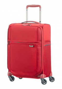 Samsonite Uplite 55cm Spinner Case in red