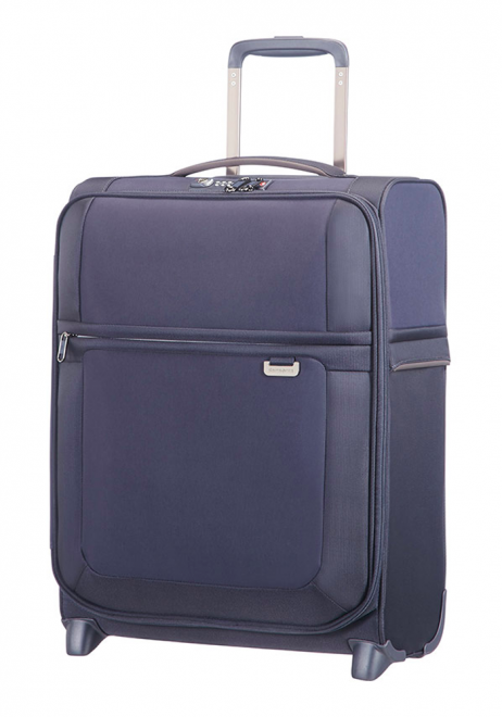Samsonite Uplite 55cm Upright Suitcase in Blue