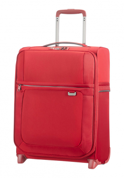 Samsonite Uplite 55cm Upright Suitcase in red
