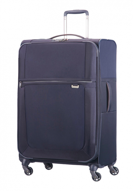 Samsonite Uplite Blue 78cm Spinner Suitcase
