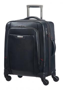 Samsonite Pro-DLX4 Leather 55cm Spinner Case