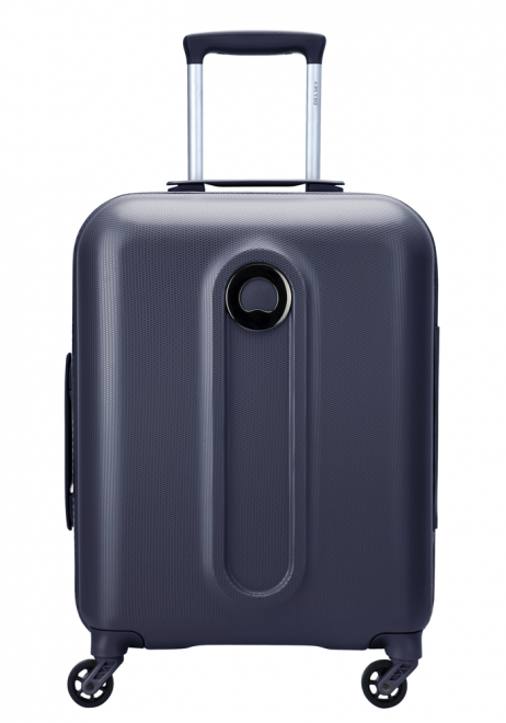 Delsey Helium Classic Slim 55cm Spinner Suitcase in Anthracite