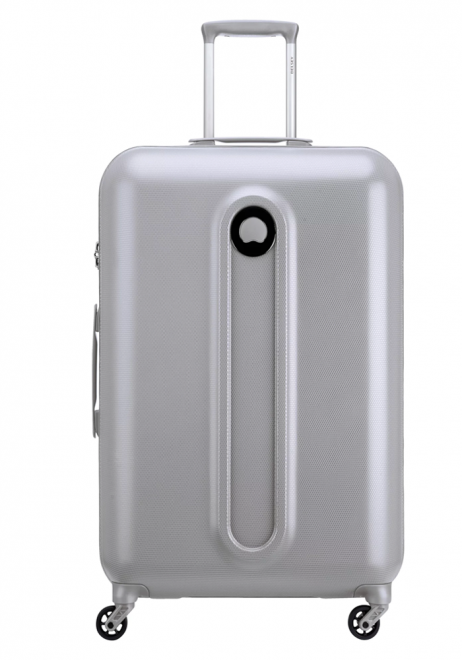 Delsey Helium Classic 2 71cm Spinner Suitcase in Beige