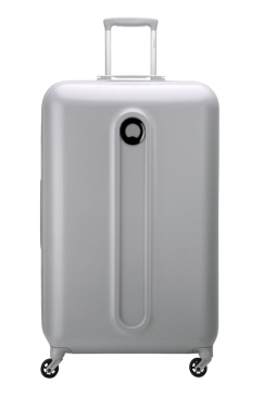 Delsey Helium Classic 2 78cm Spinner Suitcase in Beige