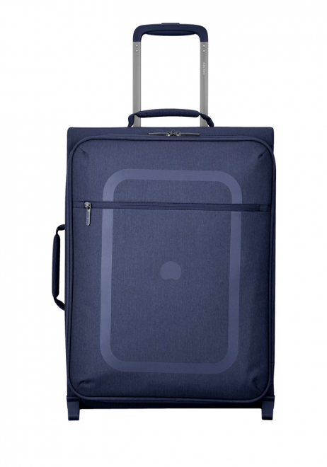 Delsey Dauphine 3 55cm 2-Wheel Suitcase in Blue