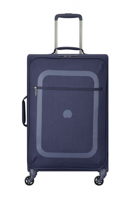 Delsey Dauphine 66cm Spinner in Blue