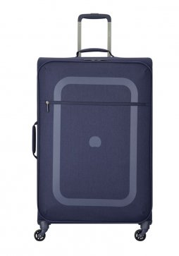 Delsey Dauphine 77cm Spinner Suitcase in Blue