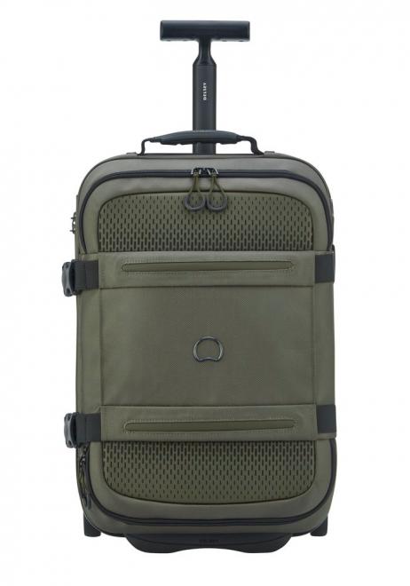 Delsey Montsouris 55cm 2-Wheel Suitcase in Cactus