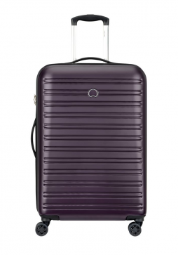 Delsey Segur 70cm Suitcase in Lilac