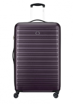 Delsey Segur 81cm Spinner Suitcase in Lilac