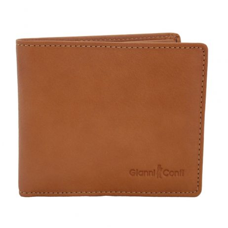 Gianni Conti Wallet in Tan, Code 587223