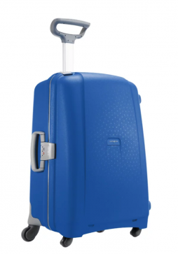 Samsonite Aeris Spinner 75cm in the colour Vivid Blue