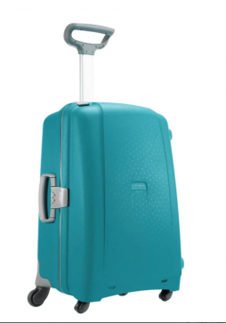 Samsonite Aeris Spinner 68cm in the colour Cielo Blue
