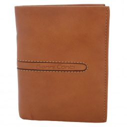 A Tan coloured Gianni Wallet code 587417