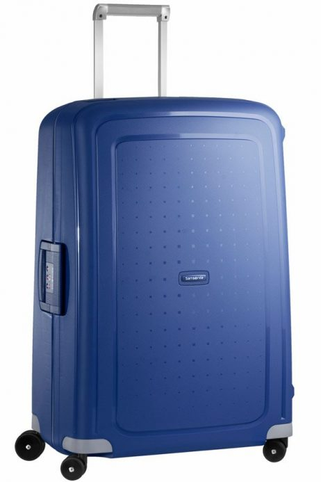 Samsonite S-Cure 75cm in the colour Dark Blue