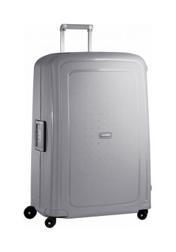 Samsonite S-Cure 81cm, in the colour Silver