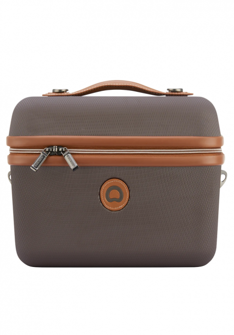 Delsey Chatelet Beauty Case in the colour Chocolate