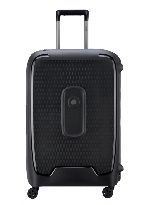 Delsey Moncey Spinner Suitcase 69cm in the colour Black