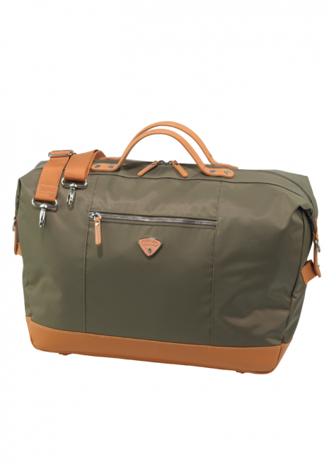 "Jump Cassis Riviera Soft Duffle 18"" in the colour Olive"