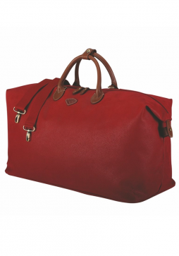 Jump Uppsala Medium Duffle Bag 4461 in the colour Red