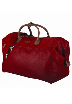 Jump Uppsala Large Doctor Bag 5440 in the colour Red