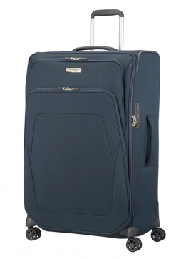 Samsonite Spark SNG Expandable Spinner Suitcase 72cm in the colour Blue