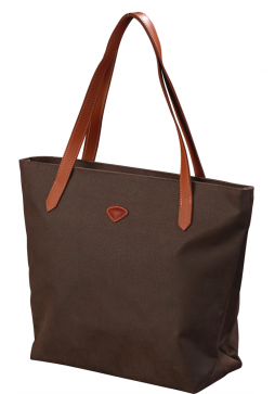 Jump Uppsala Medium Shopper in Chocolate