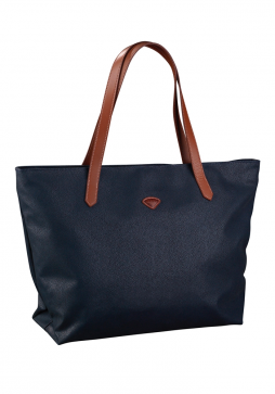 Jump Uppsala Large Shopper Bag in Navy
